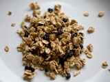 Gluten free and Vegan Granola that tastes amazing!!