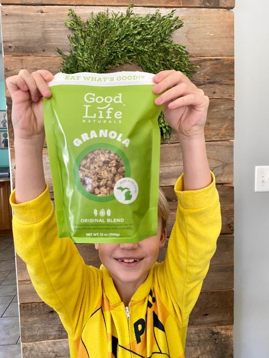 Good life granola